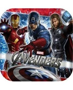 The Avengers Party Supplies   Party Quackers