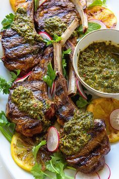 Frugal Food Items - How To Prepare Dinner And Luxuriate In Delightful Meals Without Having Shelling Out A Fortune Grilled Lamb Chops By Realfooddad Lamb Chop Recipes, Meat Recipes, Real Food Recipes, Cooking Recipes, Healthy Recipes, Healthy Food, Date Night Recipes, Dinner Recipes, Grilled Lamb Chops