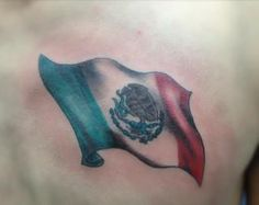 1000 images about tattoos on pinterest mexican flags for Mexican pride tattoos