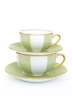 Tea Cup & Breakfast Cup.