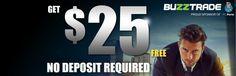 LeTechs Binary Options No Deposit Bonus _ $25 Free No-Deposit Bonus-BUZZTRADE