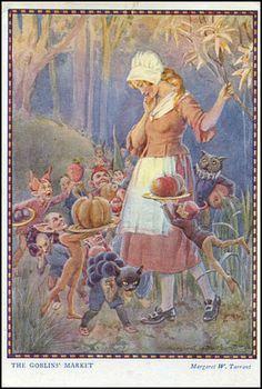 'Goblins' Market' by Margaret Tarrant