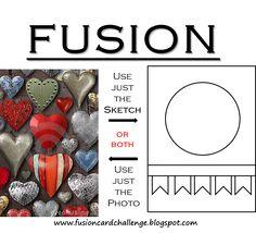 Bits & Pieces: Fusion Hearts