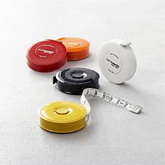 Tape Measures I Crate and Barrel