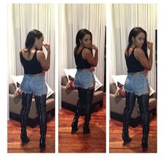 She did that- Angela Simmons