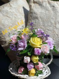 Soap Flowers bouquet Bouquet, Soap, Table Decorations, Photo And Video, Flowers, Instagram, Home Decor, Decoration Home, Room Decor