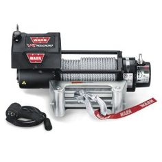 The WARN 86255 VR10000 10,000 lb Winch – is the mid-capacity offering of the new WARN VR Series (Vehicle Recovery) of winches. The VR Series is aimed at both the first-time winch buyer and the person wanting to save some cash but still get a genuine WARN winch.  With a 10,000 lb. capacity, this winch is ideal for heavier trucks, SUVs, and Jeeps. Big power, big torque, not-so-big price.