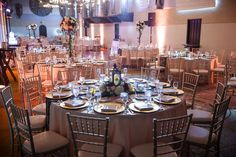 Elegant Spanish Style Wedding at the Mission Inn Hotel and Spa - Galleria Room