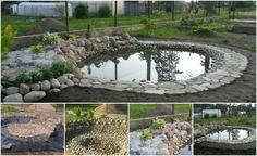 Создать искусственный водоем на участке своими руками возможно при соблюдении определенных условий и практических рекомендаций. Пошаговая инструкция с фото