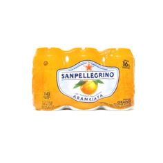 San Pellegrino All Natural Aranciata Orange Sparkling Beverage, 11.15 fl oz 6 Pack (Pack of 4) * To view further for this item, visit the image link.  This link participates in Amazon Service LLC Associates Program, a program designed to let participant earn advertising fees by advertising and linking to Amazon.com.