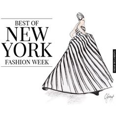 Best Of NY Fashion Wk ❤ liked on Polyvore featuring text, backgrounds, drawings, fillers, palavras, quotes, phrase and saying