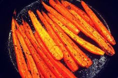 Simple Maple Glazed Carrots