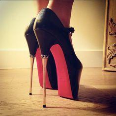 high heels and heels on pinterest. Black Bedroom Furniture Sets. Home Design Ideas