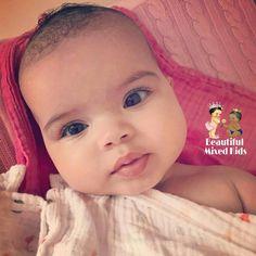 Nena Loïs Xadé - 5 Months • Cape Verdean, Indonesian & Dutch ❤