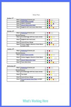 I am always getting requests for family friendly healthy meals. This week's meal plan features my husband & 12 year old son's favorite meals. Check out what is on this week's menu and see how to make your family's favorite meals a little bit healthier. It's easier than you think. Meal Plan B Weekly Menu Printable, Weekly Menu Template, Meal Planning Printable, Weekly Menu Boards, Weekly Menu Planning, Beachbody Meal Plan, Meal Prep Services, Super Easy Dinner, Clean Eating Dinner