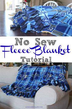 No Sew Fleece Blanket Kits Wholesale : fleece, blanket, wholesale, Fleece, Blankets, Ideas, Sewing, Fleece,, Projects