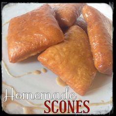 Lou Lou girls : Homemade Scones