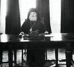 Archbishop Damaskinos « The International Raoul Wallenberg Foundation Hellenic Army, Granada, Greek Warrior, Unsung Hero, Interesting History, World War Ii, First World, Athens, Wwii