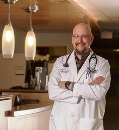 Meet our Docs: Neurologist Dr. David B. Wheeler, from high school dropout to a Ph.D.