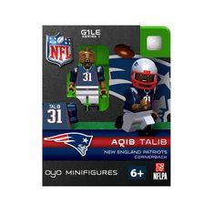 OYO Figure - New England Patriots Aqib Talib