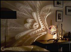 Majestic lamp