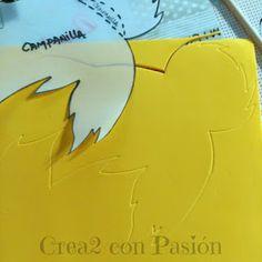 Crea2 Con Pasión: Goma eva, Aprendiendo de Todo un Poco Sharpie, Pikachu, Fictional Characters, Jelly Beans, Short Stories, Fantasy Characters, Permanent Marker