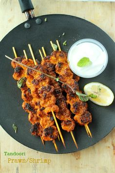 Tandoori Prawn/Shrimp ~ Kitchen Secrets and Snippets