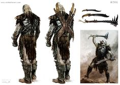 The_Hobbit_The_Desolation_of_Smaug_Concept_Art_Azog_Armour_Back_NK.jpg 1273×900 pixels