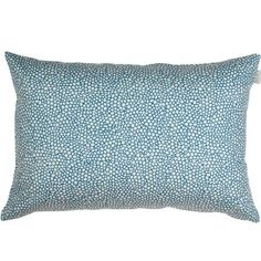 Spira Dotte Cushion - Blue