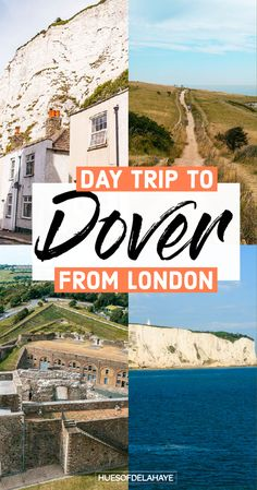 Day trip to Dover from London Road Trip Europe, Europe Travel Guide, Europe Destinations, Travel Guides, London Travel, Travel Uk, Travel Plan, Wanderlust Travel, Travel Advice