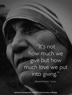 Teresa of Calcutta Quotable Quotes, Wisdom Quotes, Bible Quotes, Quotes To Live By, Change Quotes, Quotes Quotes, Mother Theresa Quotes, Mother Quotes, Saint Teresa Of Calcutta
