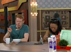 Big Brother 2013 Spoilers | Big Brother 15 Live Feeds: Week 1 Monday Daytime Highlights » BB15 ...