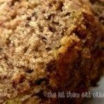 Gluten-Free and Vegan Banana Flax Bread