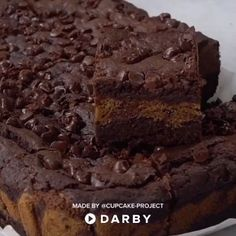Brondie Brownie Recipe - Other - Pecan Recipes Easy Desserts, Delicious Desserts, Dessert Recipes, Yummy Food, Tasty, Baking Recipes, Dog Food Recipes, Cookies Et Biscuits, Brownie Recipes