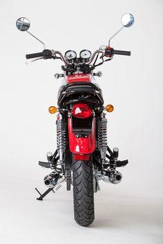 The classic looks of the Jawa 350 OHC seem like an ideal base for customizing Jawa 350, Classic Bikes, Automobile, Retro, History, Vehicles, Base, Vintage, Design