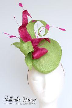 alicia_1 BY BELLINDA HAASE #millinery #hats #HatAcademy