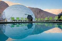The Elqui Domos Hotel In Chile