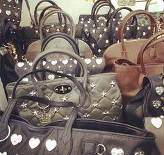 Borse Mia Bag autunno inverno 2014 2015: è il turno del Mood Rock Borse Mia Bag collezione autunno inverno 2014 2015