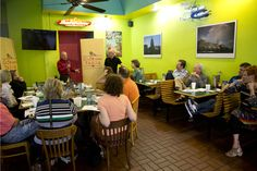 Cafe con Tampa stirs up neighborhood conversations http://www.83degreesmedia.com/features/cafecontampa011314.aspx