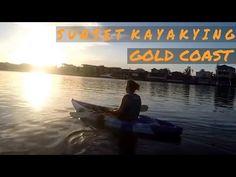 An Amazing Day - Sunset Kayakying