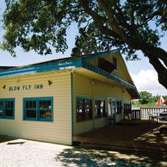 Top 10 Southern Seafood Dives | Blow Fly Inn, Gulfport, MS | SouthernLiving.com