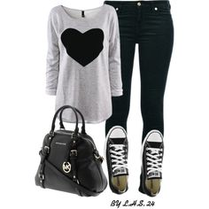 """Untitled #3365"" by lilhotstuff24 on Polyvore"