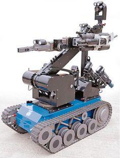 Robots, Military Robots, Defense Robots, Bomb Removal Robots, After The First Wave Of Robots Arduino Projects, Electronics Projects, Robot Militar, Combat Robot, Rc Track, Autonomous Robots, Military Robot, Mobile Robot, Futuristic Robot
