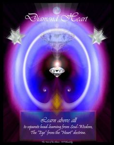 "Your perfect DIAMOND BODY OF LIGHT and LOVE... as LOVE commanded ""LET THERE BE LIGHT"" and so it was...and .is and will shall be forever more... liberatingdivineconsciousness.com"