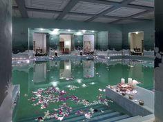 Zodiac Pool, Umaid Bhawan Palace, India, Jodhpur.