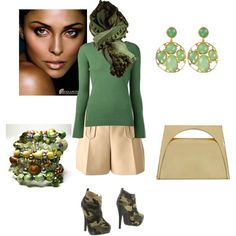 """The warmth..."" by chaeris on Polyvore"