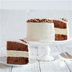 White Chocolate #Cheesecake Carrot Cake from Eagle Brand®