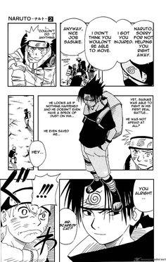 Naruto Ch.10 Page 11 - Mangago