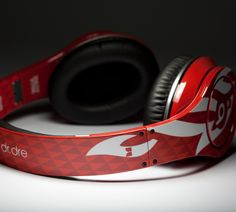 ColorWare Custom: LiverPool Beats by Dre Studio Headphones