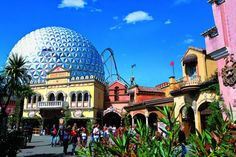 GERMANY, Europa-Park - Spend the whole day finishing the trip I started as a kid - ADDRESS: Europa-Park-Str. 2, 77977 Rust, Germany
